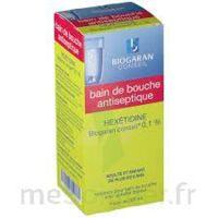 HEXETIDINE BIOGARAN CONSEIL 0,1 % Solution bain bouche 200ml à Seysses