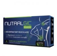 Nutralgic Muscle Comprimés Décontractant Musculaire B/14 à Seysses