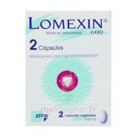 Lomexin 600 Mg Caps Molle Vaginale Plq/2 à Seysses
