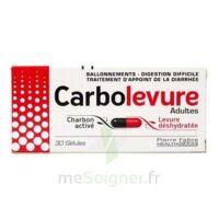 CARBOLEVURE Gélules adulte Plq/30 à Seysses