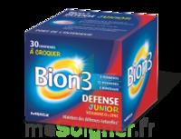 Bion 3 Défense Junior Comprimés à Croquer Framboise B/30 à Seysses