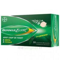 Beroccaboost Comprimés Effervescents B/20 Promo 2€ à Seysses