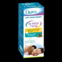 Quies Bi-pack 2 Sprays Buccal Et Nasale Anti-ronflement à Seysses