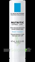 Nutritic Stick Lèvres Sèche Sensibles 2 Etui/4,7ml à Seysses