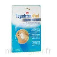 Tegaderm + Pad, 5 Cm X 7 Cm , Bt 5 à Seysses