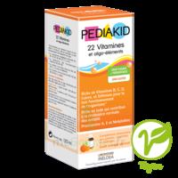 Pédiakid 22 Vitamines Et Oligo-eléments Sirop Abricot Orange 125ml à Seysses