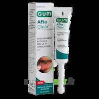 Gum Aftaclear Gel aphtes lésions buccales 10ml à Seysses