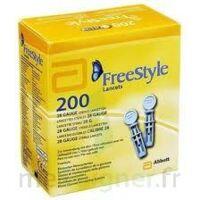 Freestyle Papillon Lancettes B/200 à Seysses