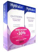 Hydralin Quotidien Gel Lavant Usage Intime 2*200ml à Seysses