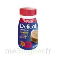 Delical Boisson Hp Hc Concentree Nutriment Café 4bouteilles/200ml à Seysses