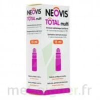 Neovis Total Multi S Ophtalmique Lubrifiante Pour Instillation Oculaire Fl/15ml à Seysses