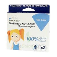 Magnien Elastique Anti-poux B/2 à Seysses