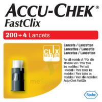 Accu-chek Fastclix Lancettes B/204 à Seysses