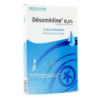 Desomedine 0,1 % Collyre Sol 10fl/0,6ml à Seysses