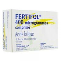 Fertifol 400 µg Cpr Plq/90 à Seysses