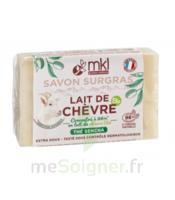 Mkl Savon Lait De Chèvre Bio Thé Sencha 100g à Seysses