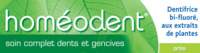 Boiron Homéodent Soin Complet Dents Et Gencives Pâte Dentifrice Anis 2t/75ml à Seysses