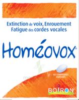 Boiron Homéovox Comprimés à Seysses