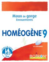 Boiron Homéogène 9 Comprimés à Seysses