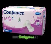Confiance Lady Protection Anatomique Incontinence 4 Gouttes Sachet/14 à Seysses