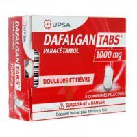 Dafalgantabs 1 G Cpr Pell Plq/8 à Seysses