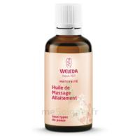 Weleda Huile De Massage Allaitement 50ml à Seysses
