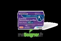 Fraction Flavonoique Mylan Pharma 500mg, Comprimés à Seysses